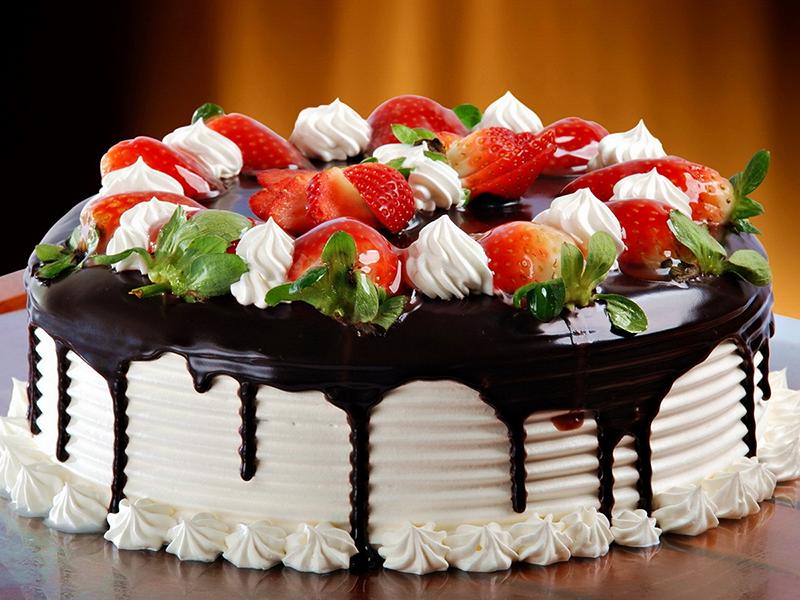 Ютуб торт праздничный